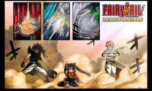Fairy Tail - Dragon Slayers by BakaXero