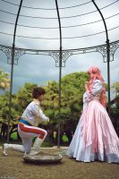 Suzaku and Euphemia Code Geass - milady by xRika89x