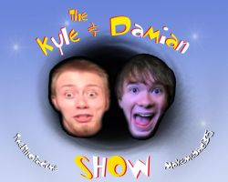 Kyle and Damian Spoof Slide by Coleslayer