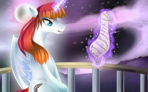 Lauren Faust Tribute by The0ne-u-lost