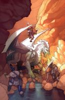 Dragon Hunters by JerMohler