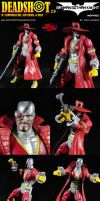 Custom Deadshot (Gotham Knight Inspired) Figure by MintConditionStudios