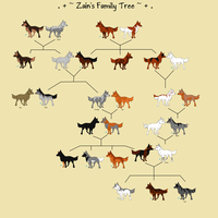 .PAR. Zain's Family Tree by LindsayPrower