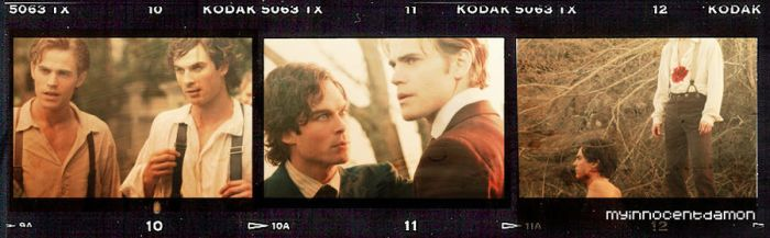 Salvatore brothers by imabitchsowhat
