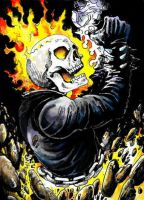 Ghost Rider by PM-Graphix