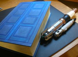 River Song's Diary by ArchitectSong