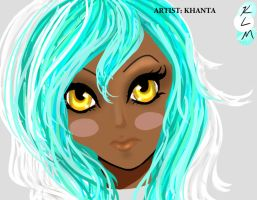 AVI ART - Last Angel of Heaven by Khanta