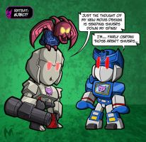Lil Formers - What the... by MattMoylan
