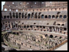 The Colosseum by Dominick-AR