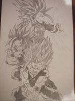 dragonballz by kennychimaru