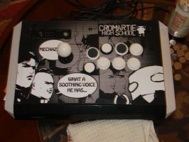 Applied Cromartie High School Madcatz TE Art by One-Mister-Badguy