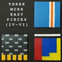 Three More Easy Pieces by NeuronPlectrum