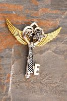 Moon and Stars Celtic Key by Ruger1911