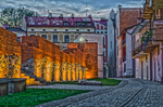Old Town Evening by marrciano