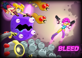 BLEED by FrancoTieppo