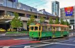 Melbourne Tram by Furuhashi