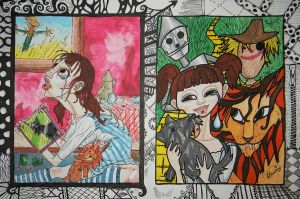 Dorothy's Trip with boarder by Promandis
