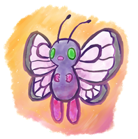 Shiny Butterfree