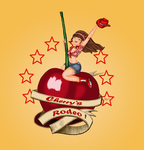 Cherry's rodeo----rockabilly's contest by Maggy-mitchi