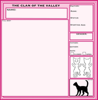 :: TOo-TcotV :: Blank Application Sheet (clan) by TheClansOf-TheValley