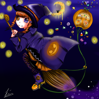 Halloweeeeeeen by canned-sardines