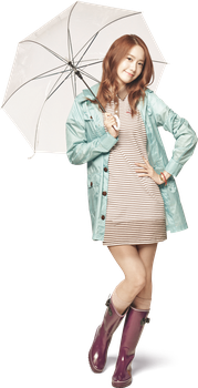 YoonA (SNSD) PNG Render by MiHVVN