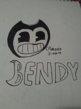 Bendy fail by WonderLed1987