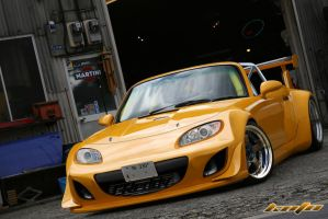 Mazda Mx-5 2009 by koto8
