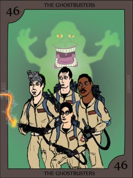 The Ghostbusters by Nerdroditie