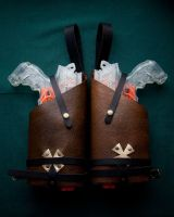 Nerf Holsters by Photoguy42