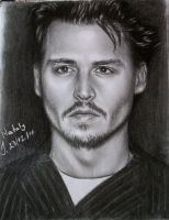 Johnny Depp 1 by LaPicher