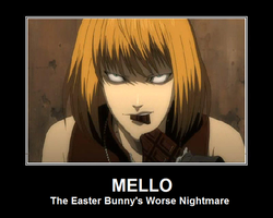 Mello - Death Note by EvaBirthday