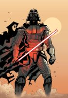 SW: The Will of Darth Vader 55 by michael-e-wiggam