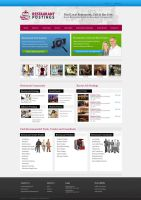 restaurant Site by sarbeen