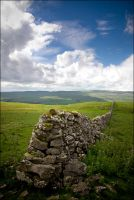 Dry Stone Wall by feisar