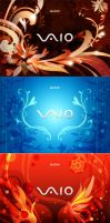 Design: VAIO notebook cover by zeldacw
