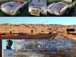RIP James Dean Porsche 550 RIP by Partywave