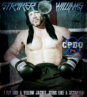 Stryker Williams Publicity Poster and Quote by MrAngryDog