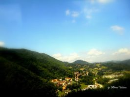 mountains by florina23