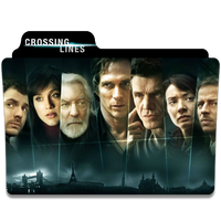 Crossing Lines Folder Icon by efest