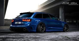 Audi RS6 Avant by VaroDesign