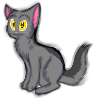 HERE'S GRAYSTRIPE!! by FKandFriends