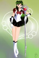 Eternal Sailor Pluto by spike110