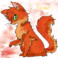 Firestar by FENNEKlNS