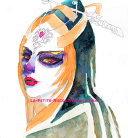 Midna by petite-nugget
