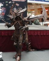 Diablo costume 50% by Clivelee