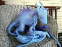 Wyvern Plush by StarDapple