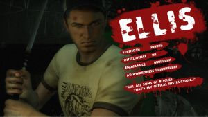 Left 4 Dead 2 Ellis Stats by DeCLaRcK