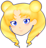 Baby Usagi by GenociderSyo