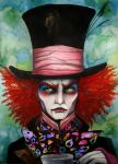 Mad Hatter by PixieCold